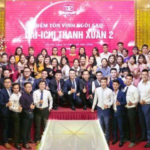 Toàn Thể Cán Bộ Nhân Viên Dai Ichi Thanh Xuân 2