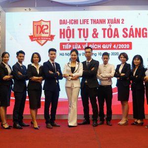 Dai-ichi Life Thanh Xuân 2 – Hội Tụ Và Tỏa Sáng