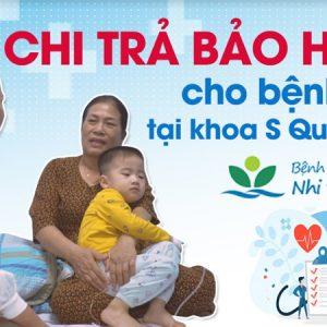 Chi Trả Bảo Hiểm Cho Bệnh Nhi Sử Dụng Thẻ Chăm Sóc Sức Khỏe Dai-ichi Life