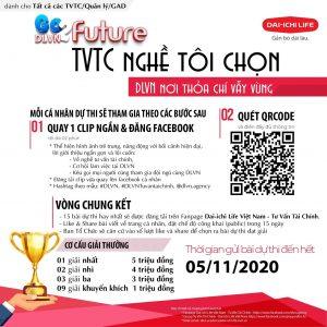 Dai-ichi Life Thanh Xuân 2 Thắng Lớn Tại Cuộc Thi Go2Future With DLVN