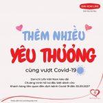 Dai-ichi Life Việt Nam Kéo Dài Chương Trình Hỗ Trợ đặc Biệt Dành Cho Khách Hàng Liên Quan đến Dịch Bệnh Covid-19